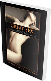Great Sex book cover (angled)
