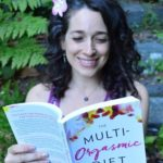 "Rebecca Gould, author of ""The Multi-Orgasmic Diet"" — Dec. 20, 2016"